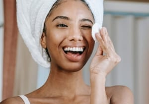 A HEALTHY ROUTINE + GREAT SKINCARE = FABULOUS SKIN